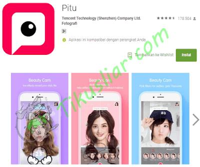 (Aplikasi) Download  Aplikasi Kamera Selfie Terbaik untuk HP Android