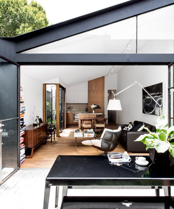 Open Terrace Design