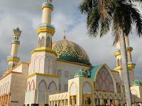 Koleksi Peradaban Islam Dipamerkan di MTQ Nasional