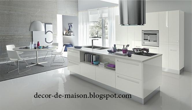 DECO CHAMBRE INTERIEUR: Photo de décoration de cuisine
