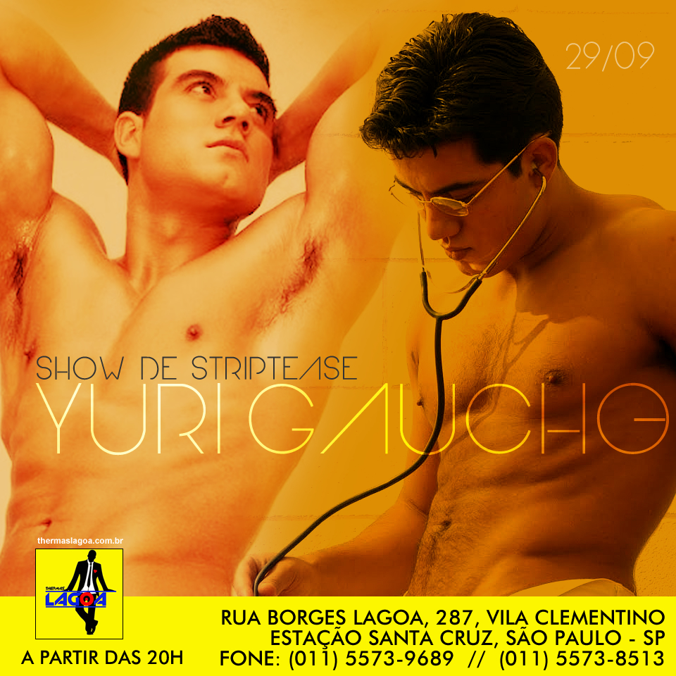 Yuri Gaúcho; Yuri Gaúcho SoloBoy; Brazilian BigDick; Yuri;