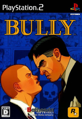 Bully 2006 PS2 NTSC English