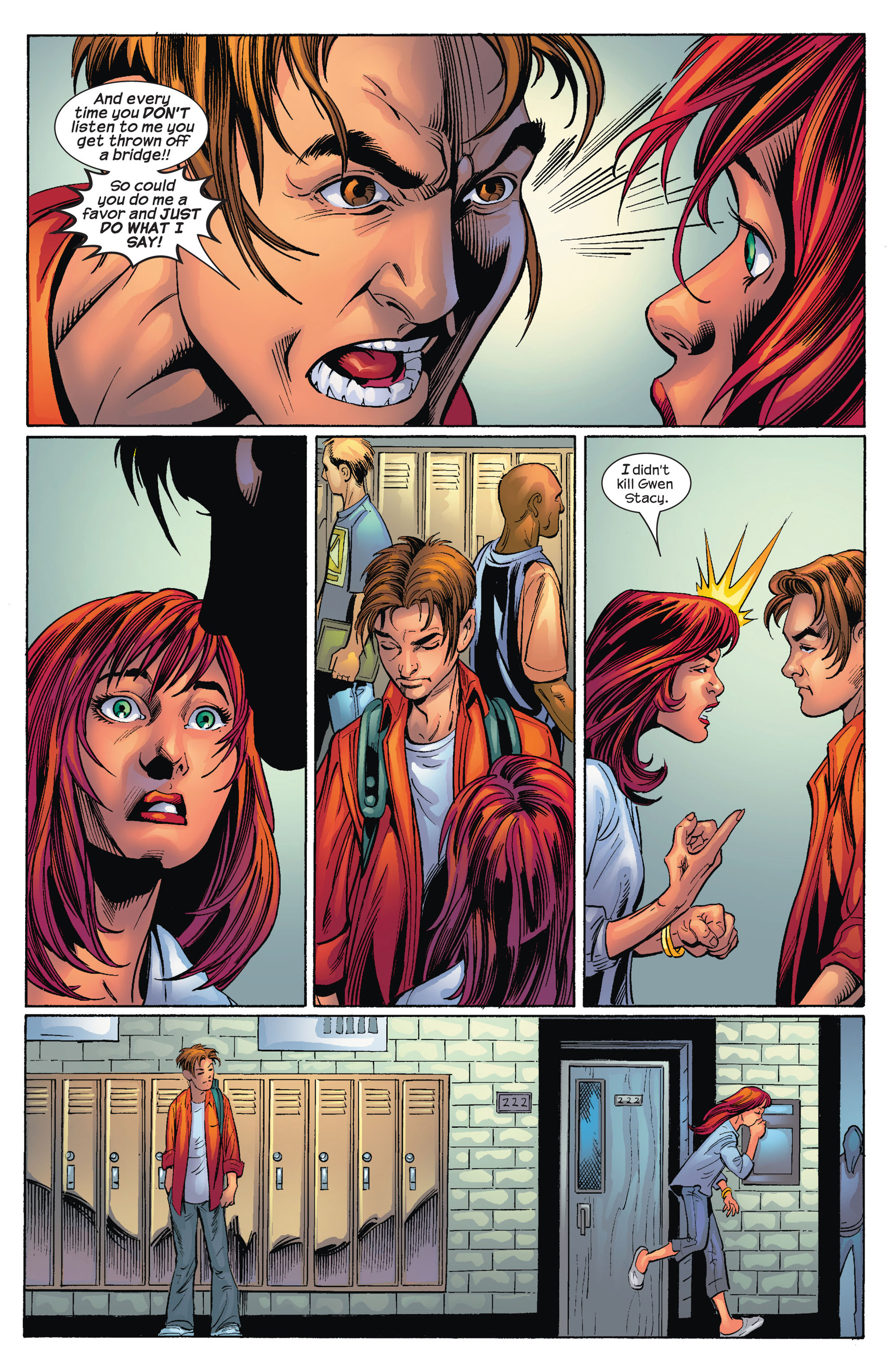 Read online Ultimate Spider-Man (2000) comic -  Issue #72 - 17