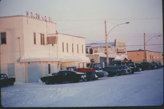 Hudson Hotel in Churchill, Manitoba
