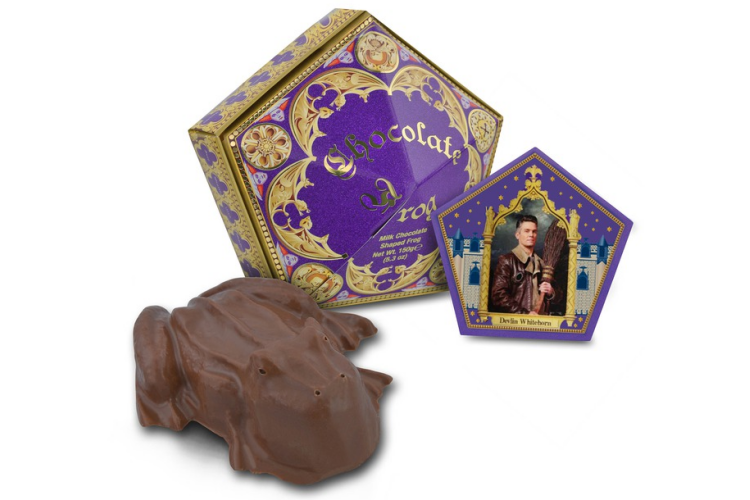 Harry Potter Chocolate Frog Card Devlin Whitehorn
