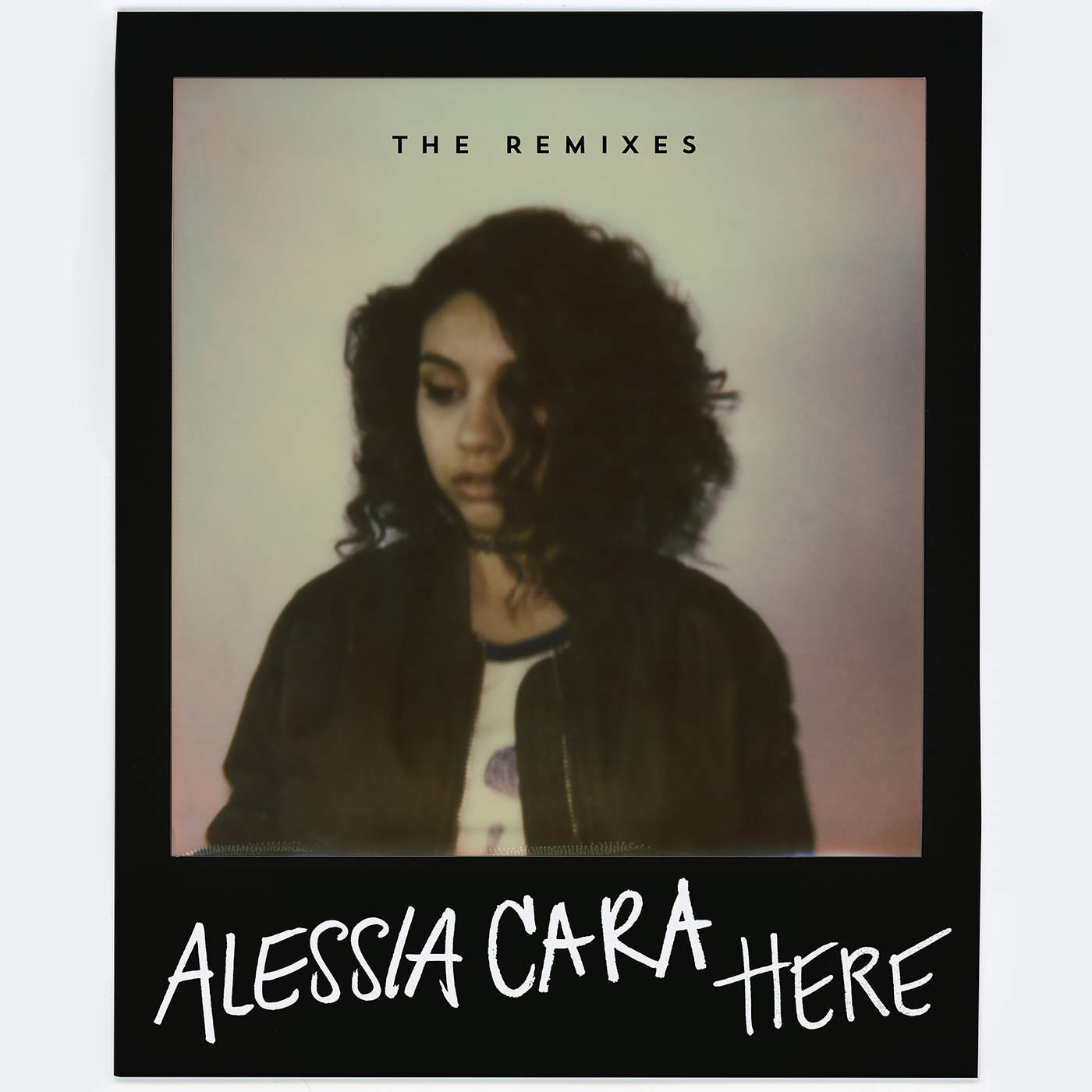 Alessia Cara - Here (The Remixes) - EP Cover