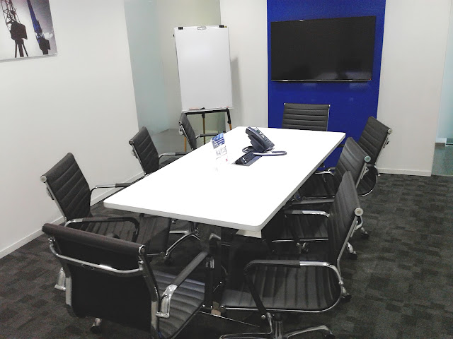 Meeting Room di Regus Medan