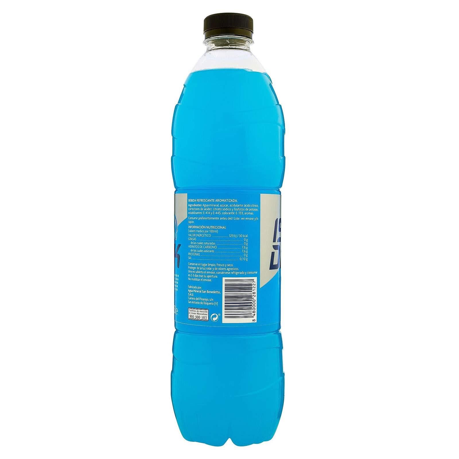 Bebida isotónica Iso Drink blue Hacendado