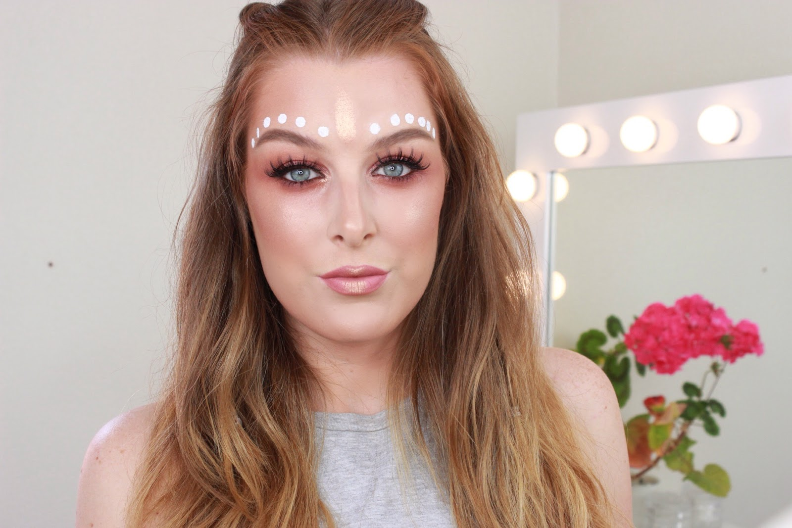 Music Festival Makeup Tutorial