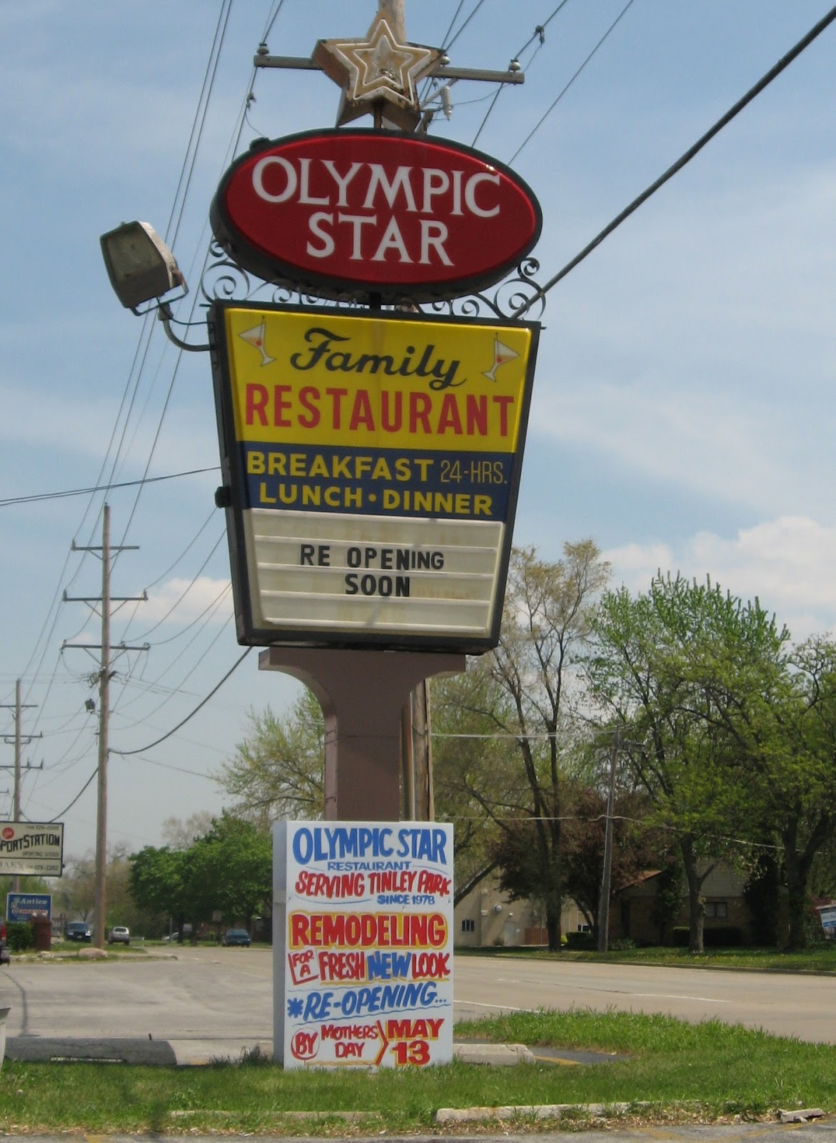 Two Restaurants Remodeling In Orland Park Tinley Park