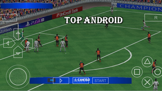 PES 2019 PPSSPP Android Offline 400MB