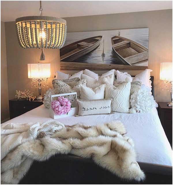17 Wunderschön Weißes Schlafzimmer Design Ideen | Schlafzimmer Ideen