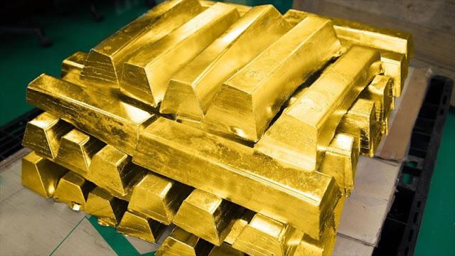 Rusia, el nuevo líder mundial en crecimiento de reservas de oro