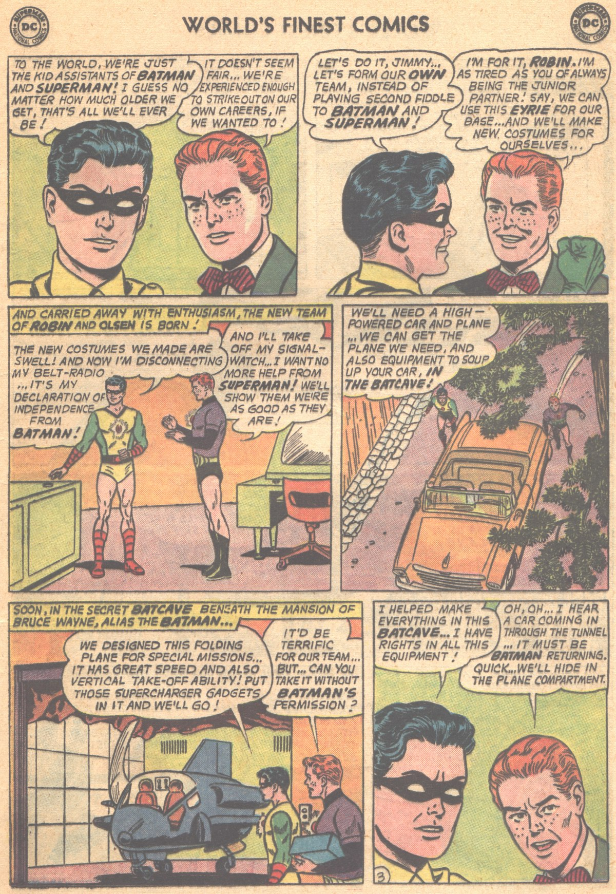 Read online World's Finest Comics comic -  Issue #147 - 5