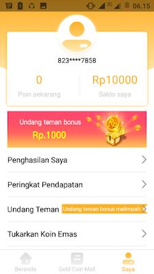 Cara Mendapatkan Uang Tunai Dari Aplikasi NewsCat