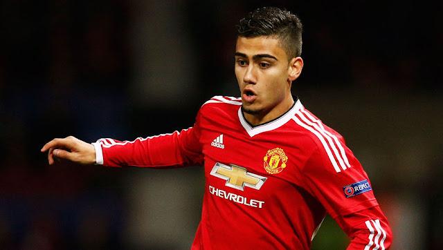 Pereira được xem là tương lại của Man Utd.