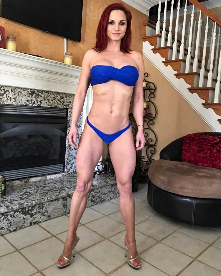 Hottest Bikini Fitness Model