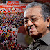 Dr. Mahathir Umum Keluar UMNO