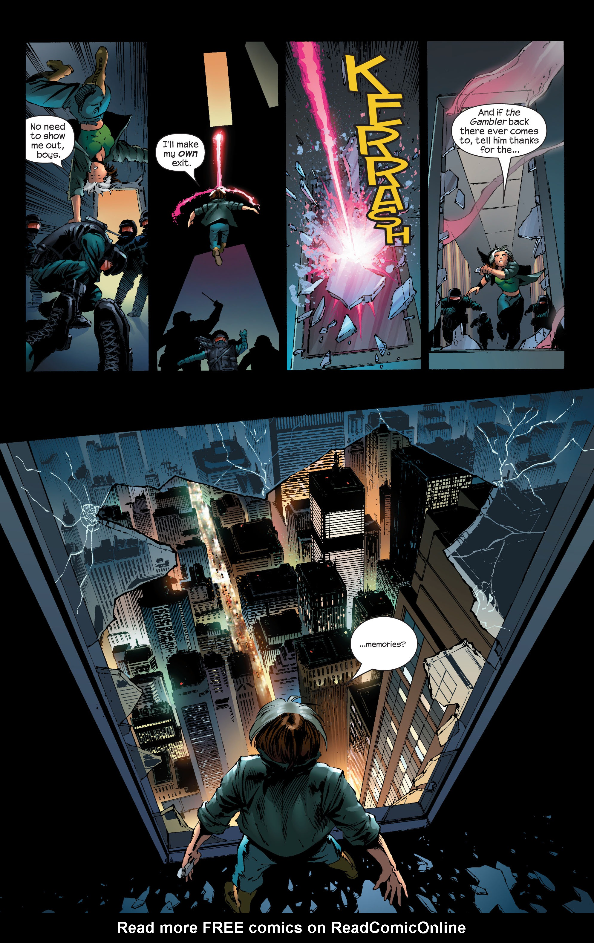 Read online Ultimate X-Men comic -  Issue #51 - 17