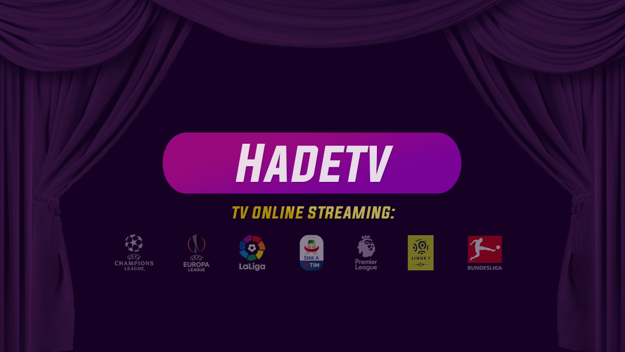 HADETV Live Streaming Watch Yalla Shoot TV Online Sports Football HD