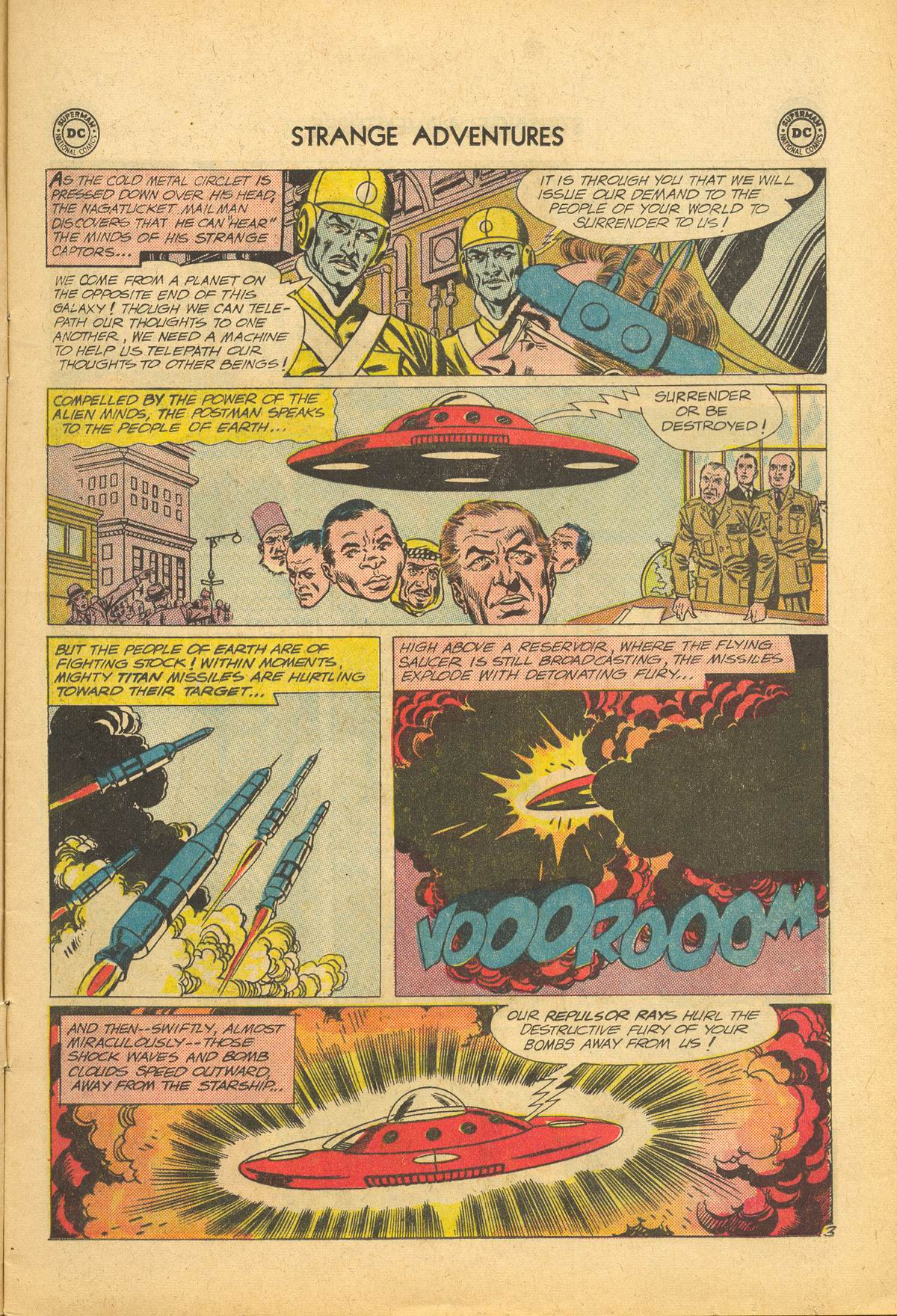 Strange Adventures (1950) issue 148 - Page 5