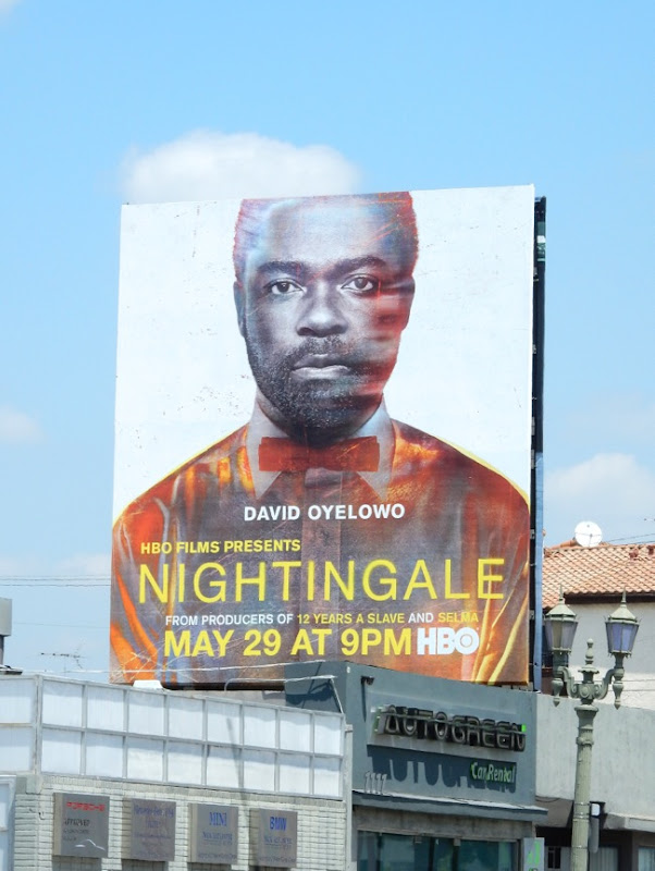Nightingale HBO film billboard
