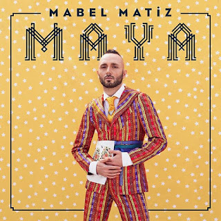 Ünlü şarkıcı Mabel Matiz'in yeni albümü Maya sitemizde yayınlanmıştır.
