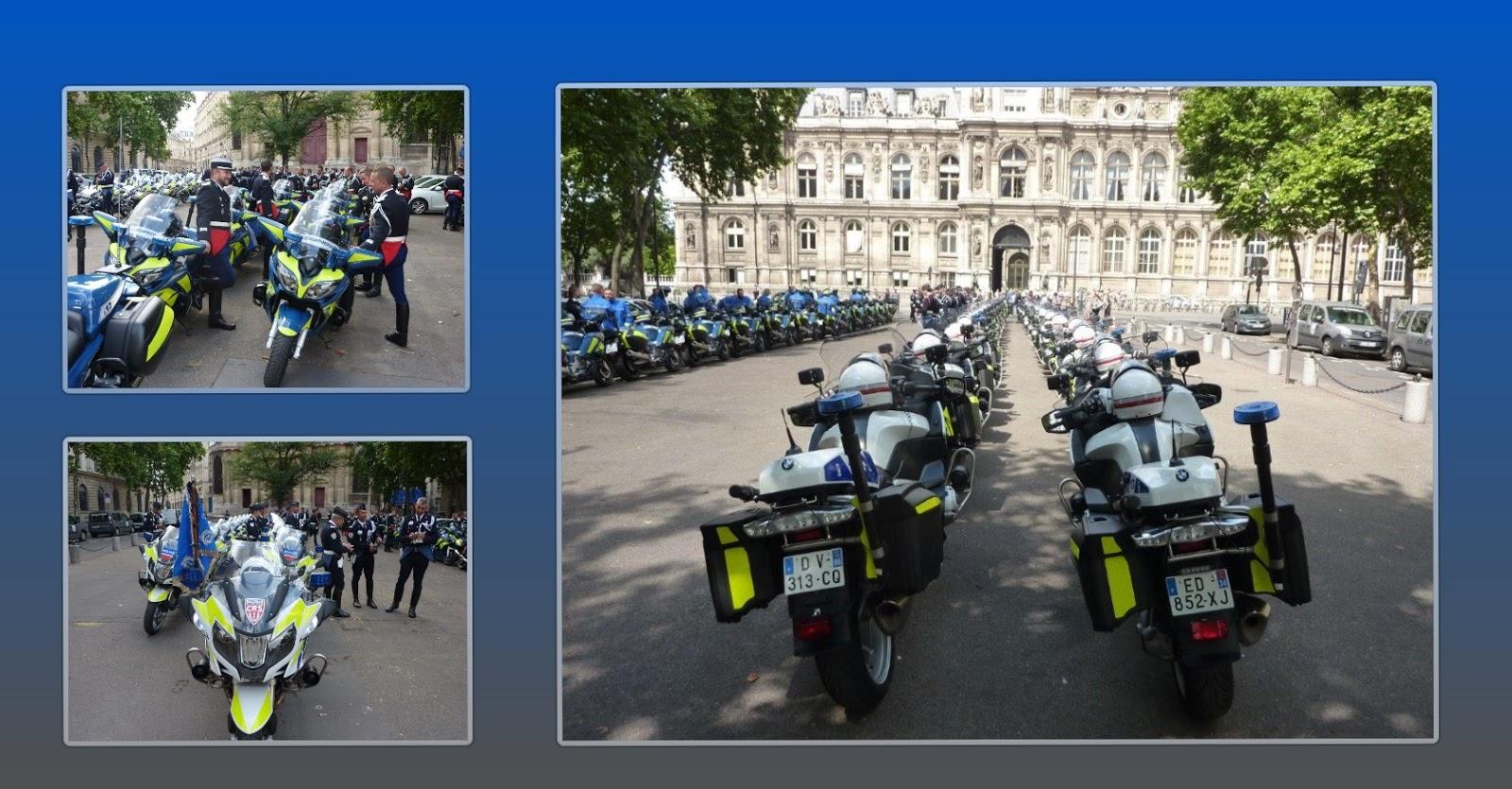 Paris bise art 14 juillet suite et fin - Portes ouvertes garde republicaine ...