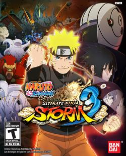 Naruto Shippuden: Ultimate Ninja Storm 3 Full Burst download
