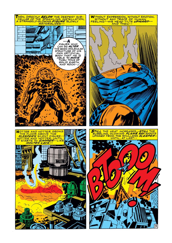 Read online Captain America (1968) comic -  Issue #102 - 10