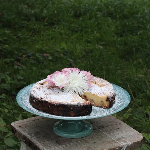 Jagielnik, czyli ciasto z kaszy jaglanej