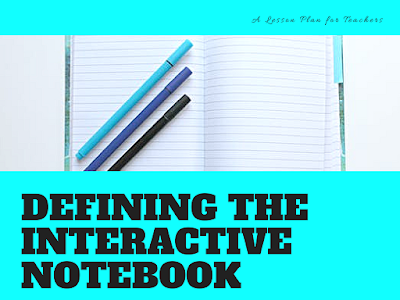 With the shift toward using interactive notebooks in every middle and high school class for every lesson, some are losing sight of what a real interactive classroom is. Read for tips on creating a truly differentiated, multiple intelligences classroom.