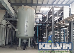 Zero Liquid Discharge for WTP Plant