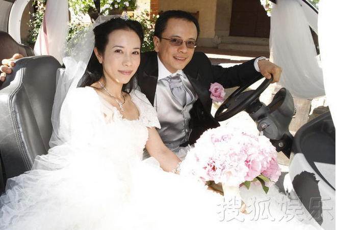 Just TVB Artist: They Married La.... Congrats !! Karen ...