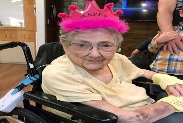99 साल के जीवन में महिला को नही हुई कोई परेशानी, मरने के बाद खुला सबसे बड़ा राज