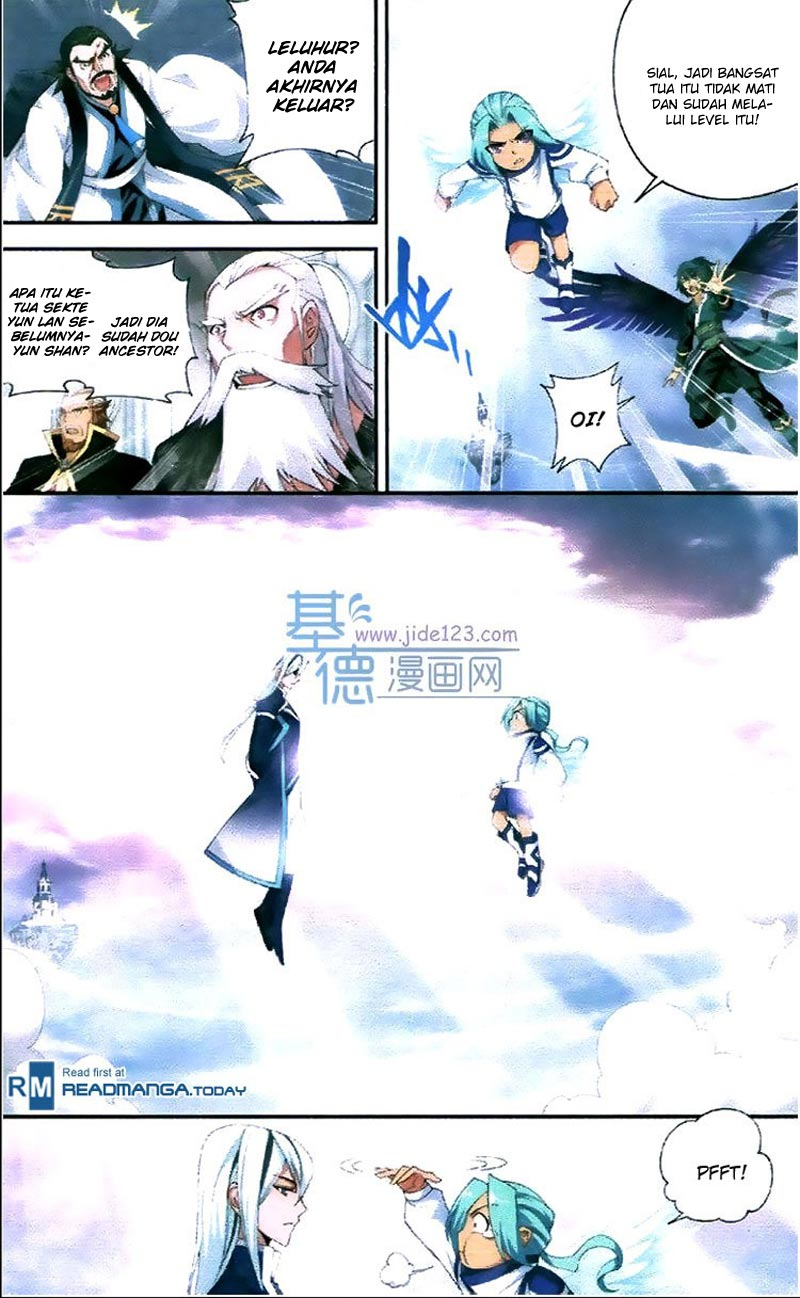 Battle Through Heaven Chapter 81-17