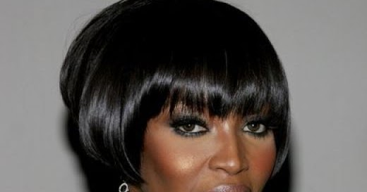 Short Black Girl Hairstyle
