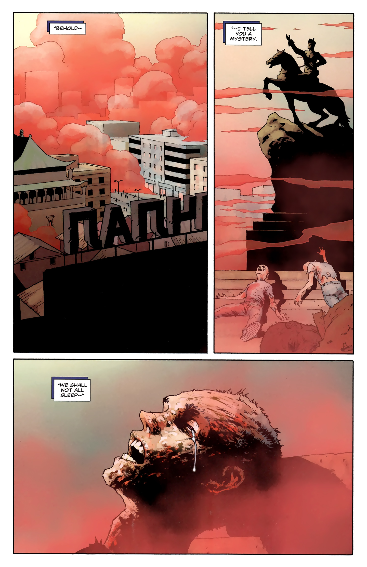 Read online Incorruptible comic -  Issue #28 - 4
