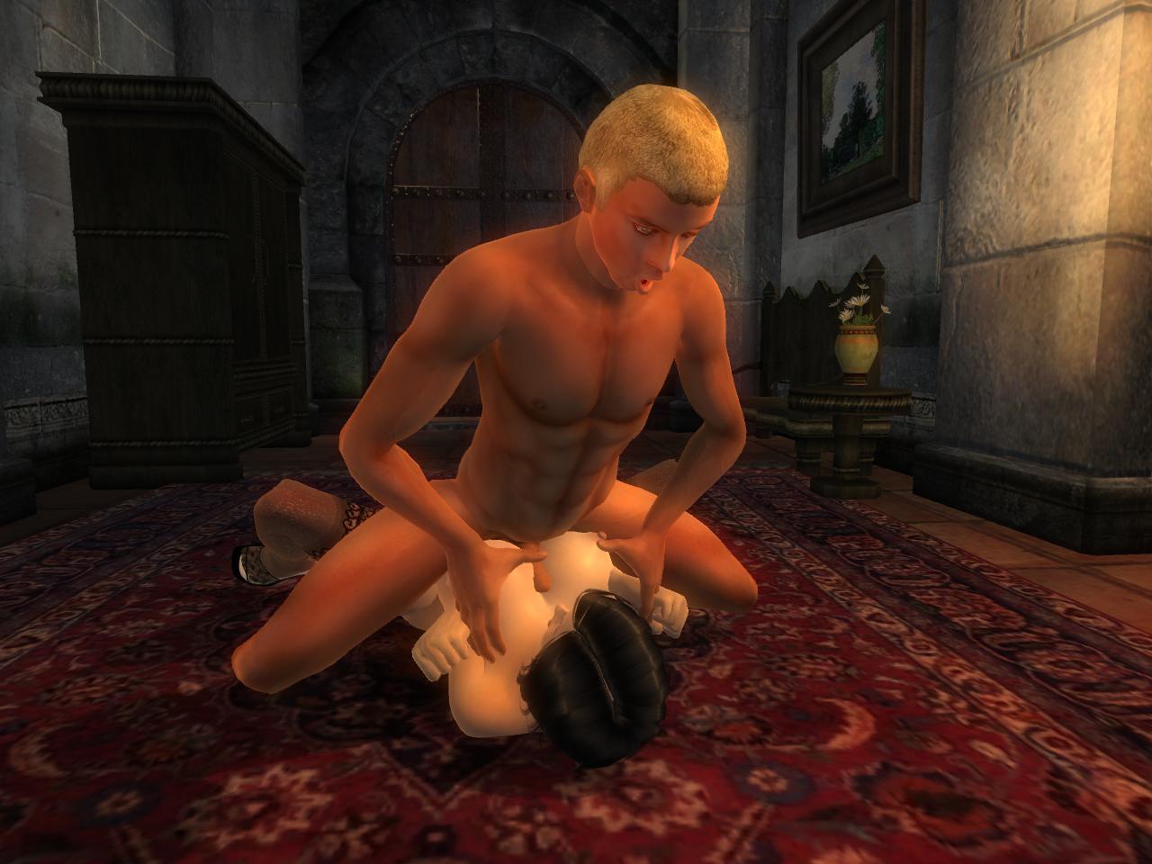 Лучшие секс моды на обливион