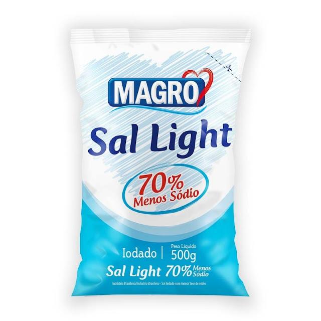 Sal light (Imagem: Reprodução/Dicas de Mulher)
