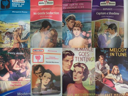Free eBook Mills & Boon Romance Novel Collection   Free PDF