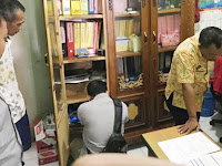 BPKP Temukan Kerugian Negara, Kantor Pembantu Desa Sabaru Digeledah Polisi