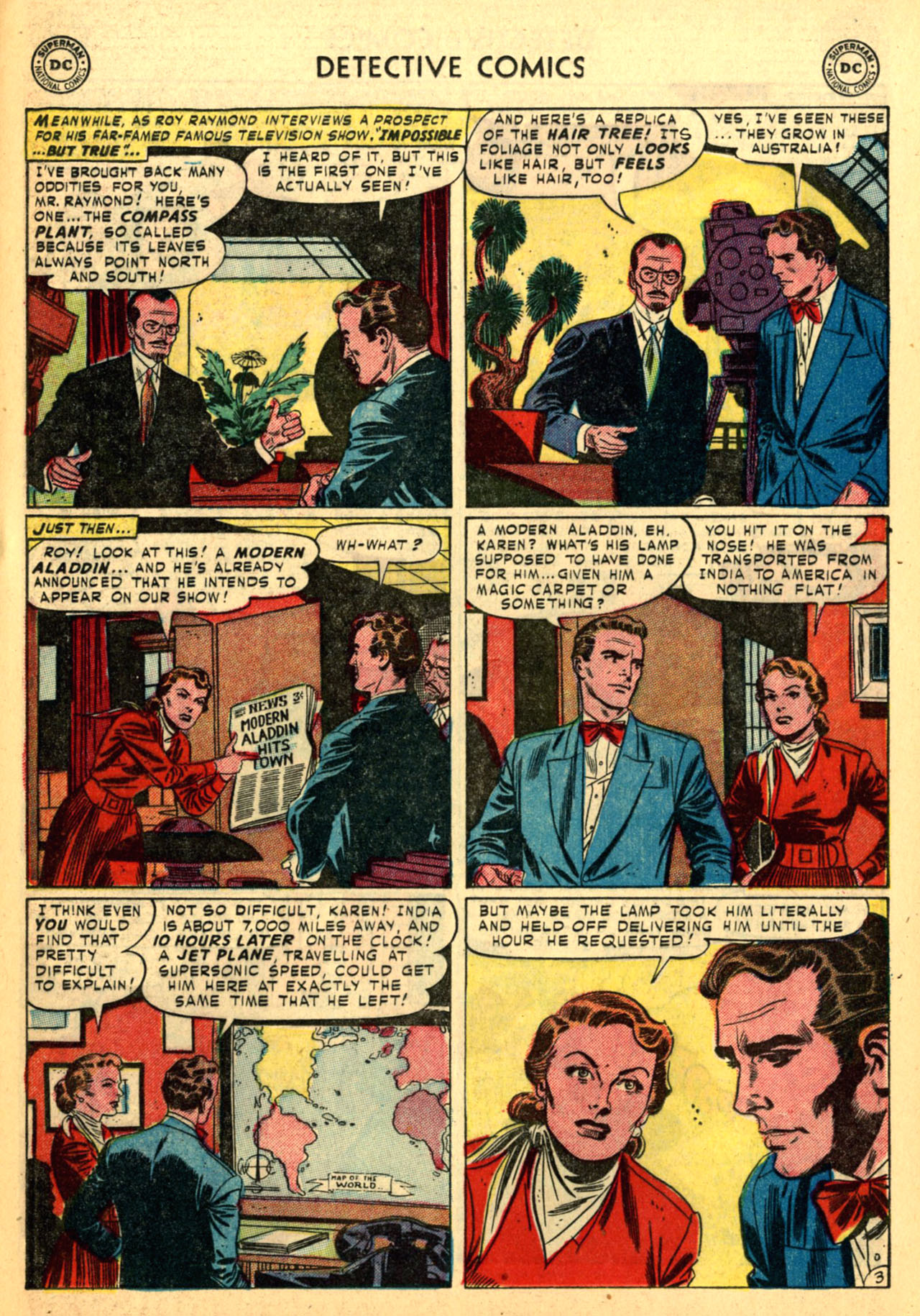 Detective Comics (1937) 185 Page 25