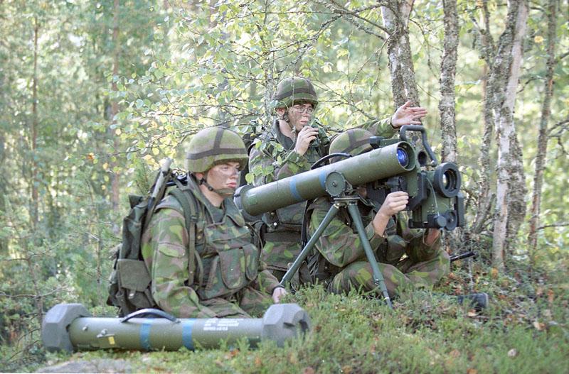Suomen Armeija Aseet