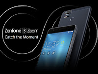 HP Asus Zenfone 3 Zoom khusus buat para Telephoto