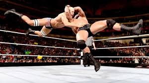 smack down randy orton