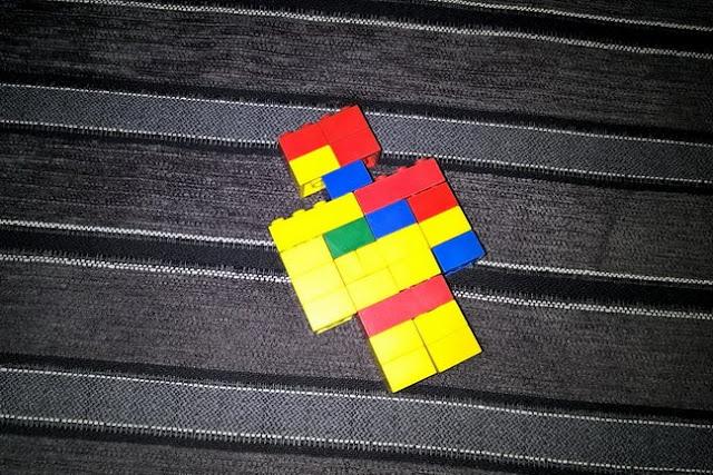 Lego e creatività bambini