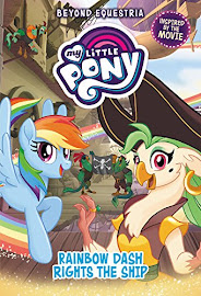 My Little Pony Rainbow Dash Rights the Ship Books