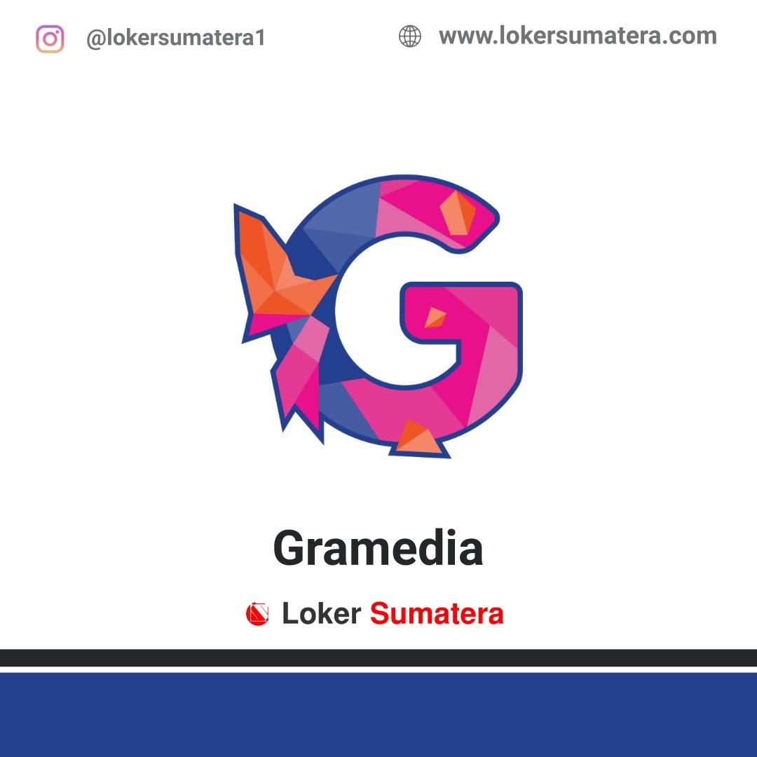 Lowongan Kerja Pekanbaru: Gramedia Sudirman Desember 2020