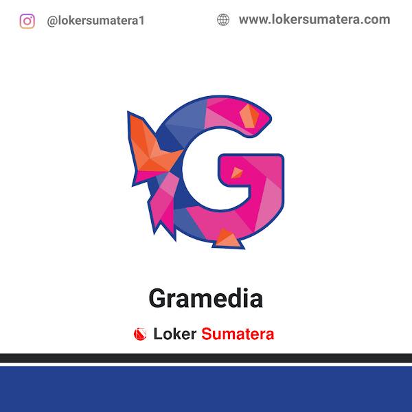 Lowongan Kerja Palembang, Gramedia Juli 2021